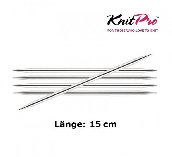 Nadelspiel NOVA METAL 15 cm Knit Pro