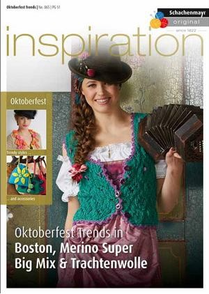 Schachenmayr Inspiration 065 - Oktoberfest