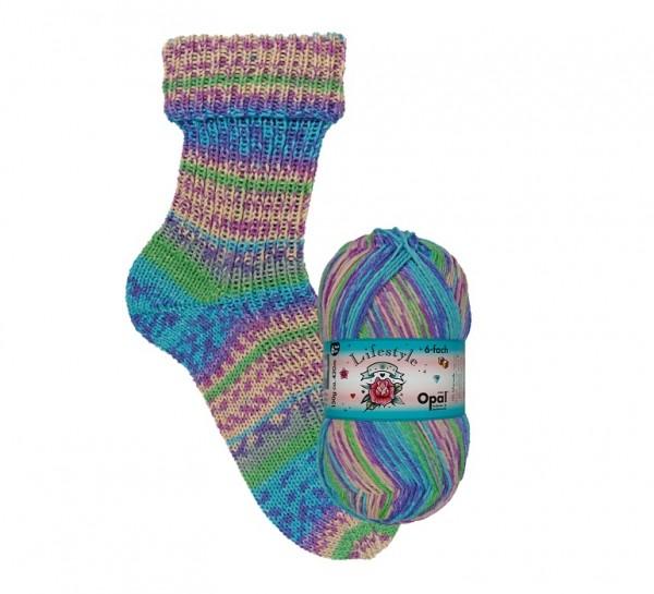 Opal LIFESTYLE Sockenwolle