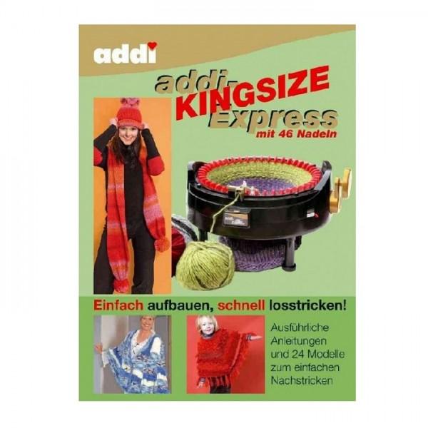 addi-Express Kingsize - einfach aufbauen, schnell losstricken (deutsch)