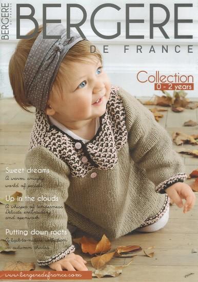 Bergere de France Magazin 170 - Tricot Baby