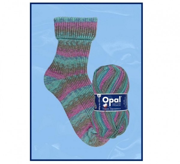 Opal COTTON PREMIUM Sockenwolle mit Baumwolle