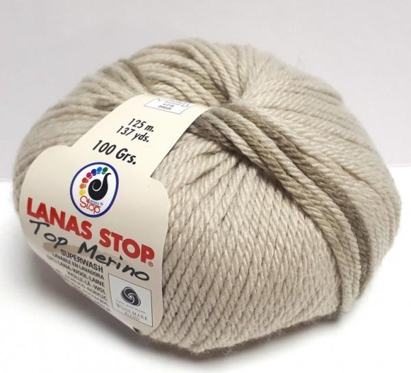 Lanas Stop TOP MERINO printed